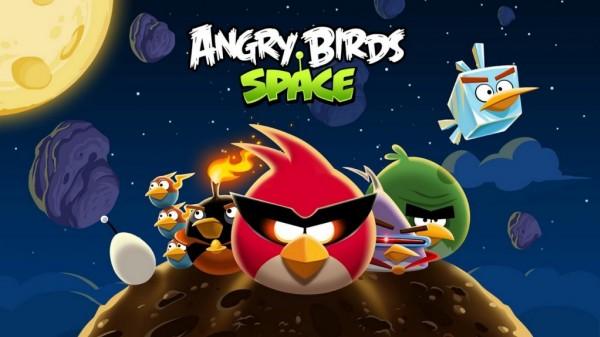 Rovio Rilascerà Domani Il Nuovo Angry Birds Space