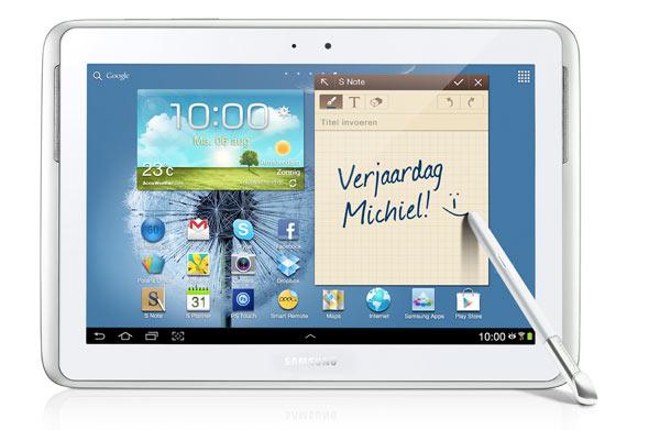 dcf8acc09e8af1 Offerta Samsung Galaxy Note 10.1 con 3G e spedizione inclusa a 532€!