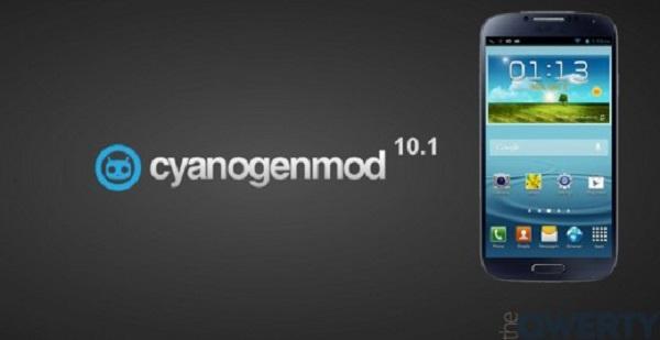 Galaxy s4 in arrivo la prima nightly della cyanogenmod 10 1 for Cabine in piccione forgiano con giochi arcade