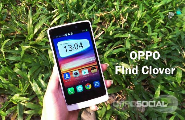 Oppo Find Clover R815 - Novità e caratteristiche