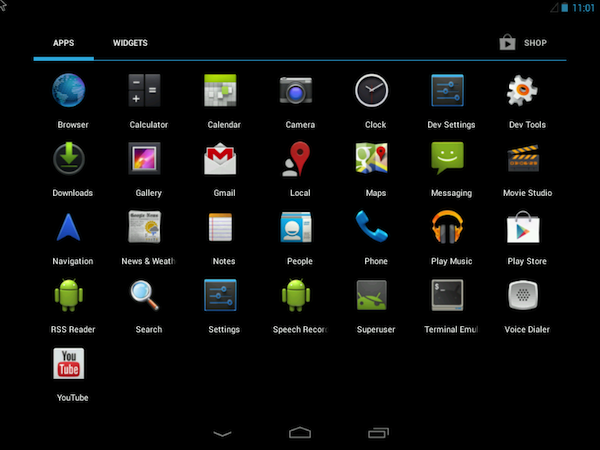 Android Jelly Bean su PC