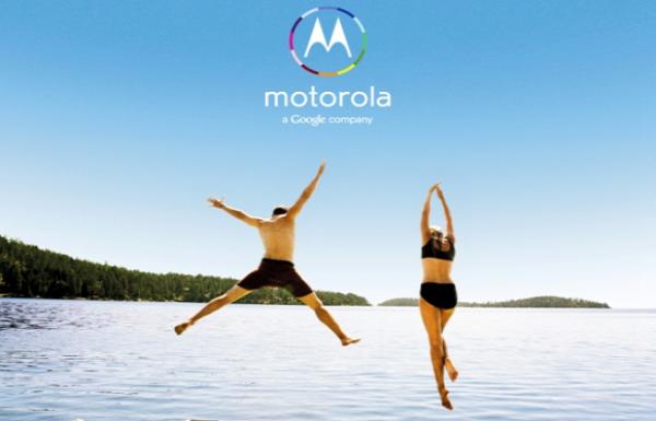 Motorola X Phone pubblicità