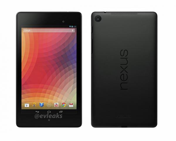 tablet Nexus 7 II