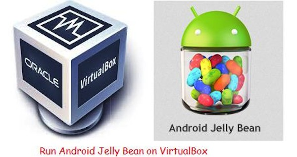 Android Jelly Bean VirtualBox