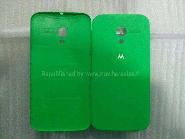 Motorola Moto X cover posteriore