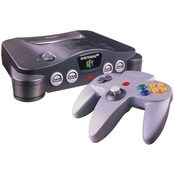 sony playstation vs nintendo 64