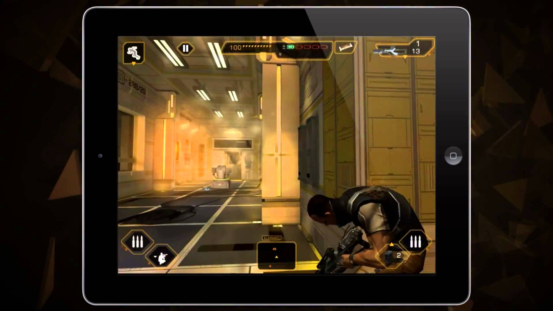 Deus Ex - The Fall, disponibile a settembre per Android