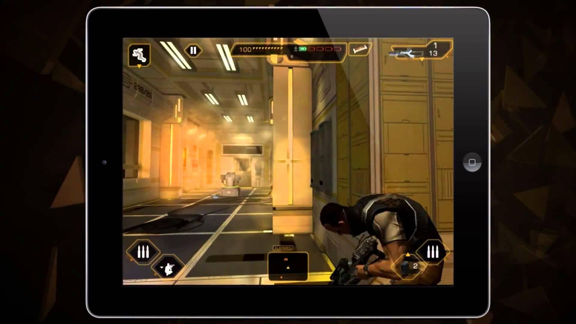 Deus Ex - The Fall, disponibile a settembre per Android