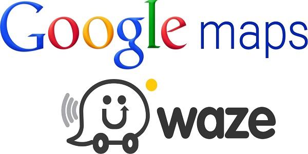 Novità android: unione di Google Maps con Waze