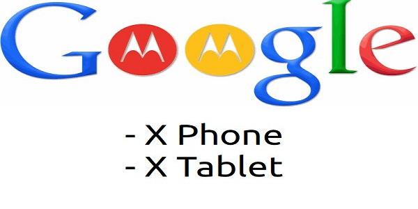 Novità - In progetto Moto X Tablet
