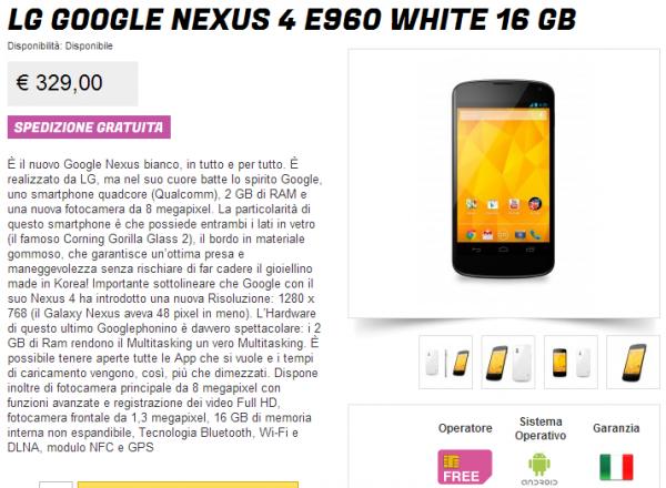 Nexus-4-329-euro-gli-stockisti