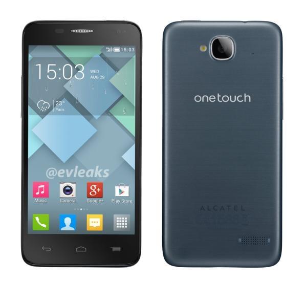 Alcatel One touch idol Mini, sveliamo le prime immagini