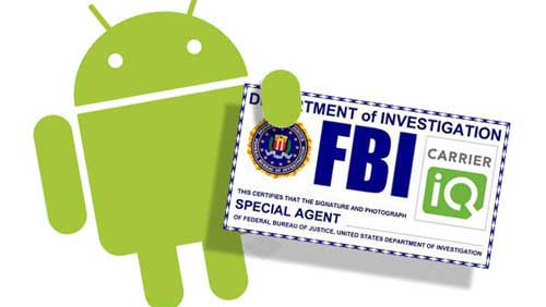 fbi spia con android