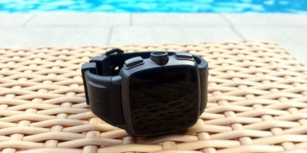 Omate TrueSmart: smartwatch Android resistente all' acqua
