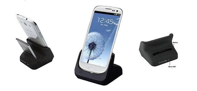 caricabatterie da tavolo Galaxy S4