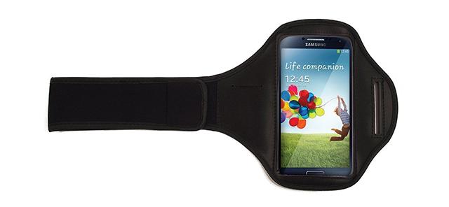 fascia da braccio Galaxy S4