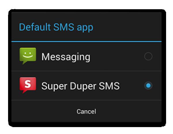 SMS-App