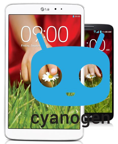 mirroring-cyanogen