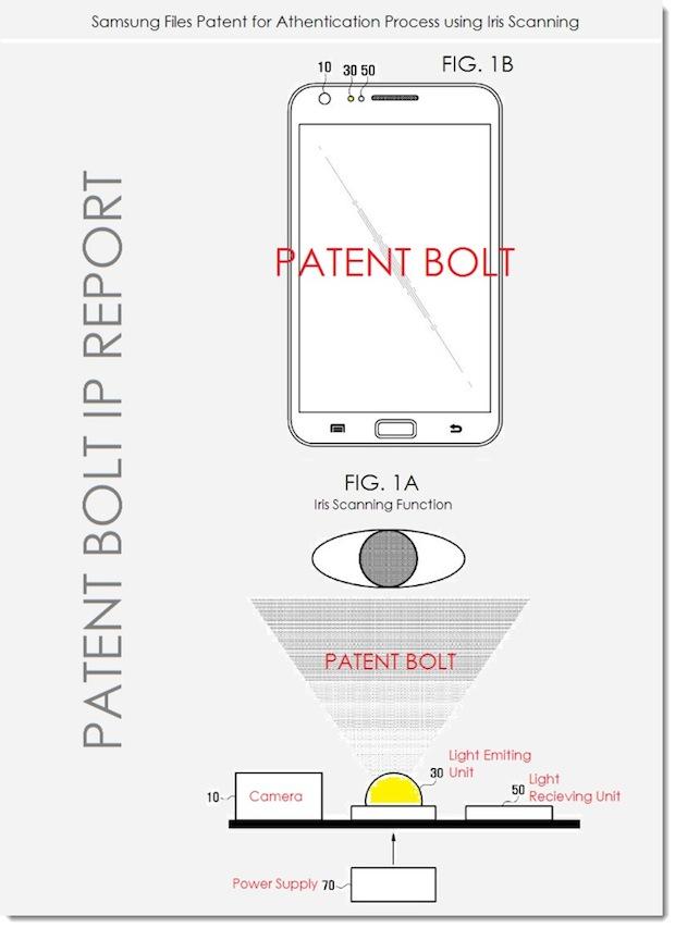 Samsung-brevetto