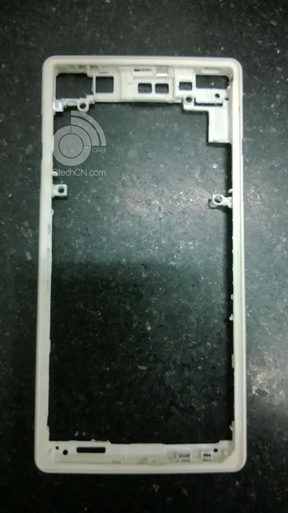 Sony telaio nuovo smartphone