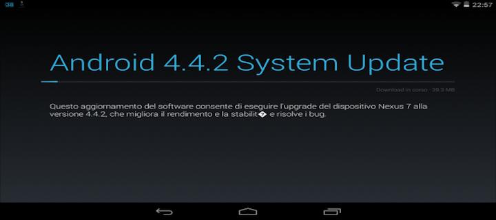 Android 4.4.4 Kitkat