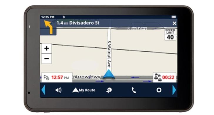 Magellan navigatore Android
