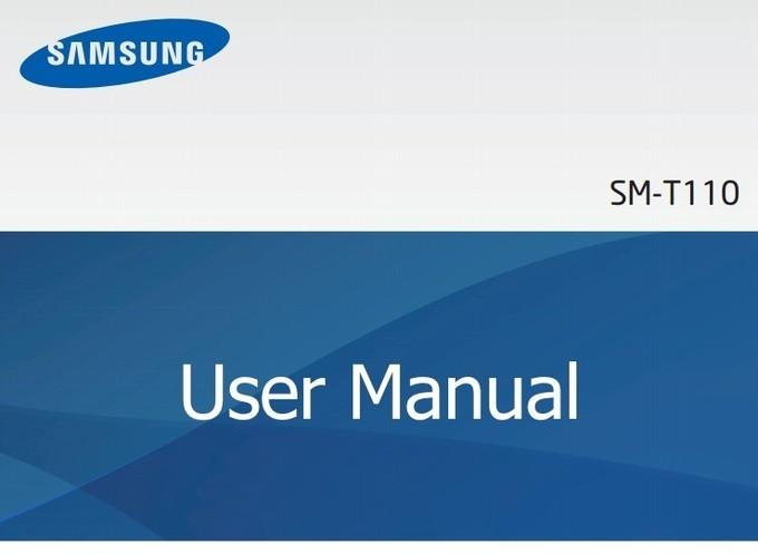 Samsung Galaxy Tab 3 Lite manuale