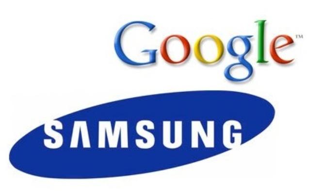 google-samsung-loghi
