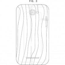 Samsung brevetto design smartphone