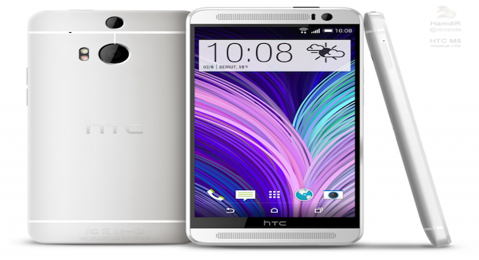 HTC M8 concpet