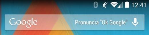 Ok-Google-comando