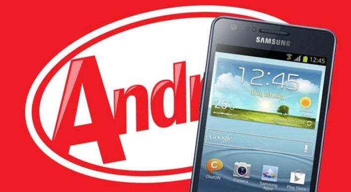 Samsung Galaxy S2 Kitkat