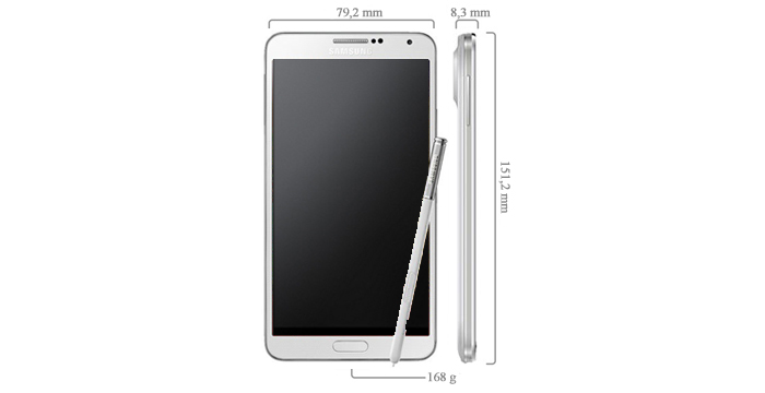 scheda SAMSUNG Galaxy note3