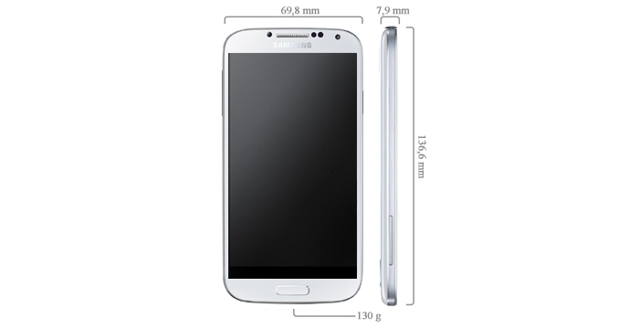 scheda SAMSUNG Galaxy s4