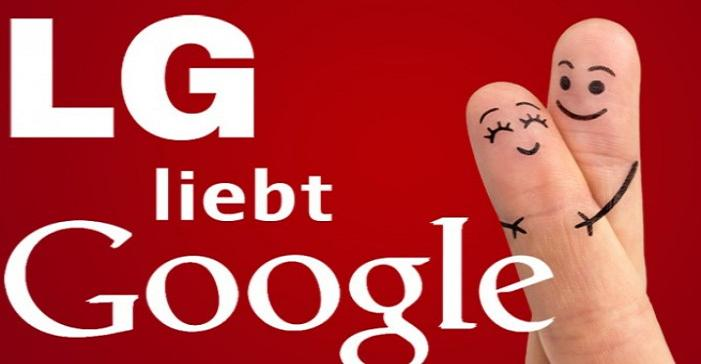 LG Google Nexus device