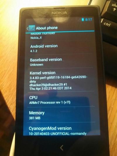 CyanogenMod-10-2-NokiaX