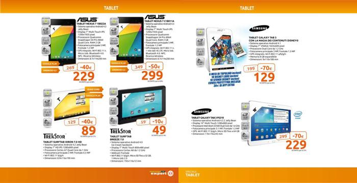 Expert Marcopolo Galaxy Note Pro Nexus 7 Ed Altri Tablet In Offerta