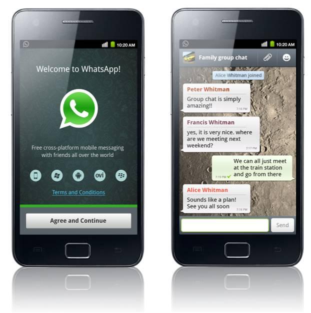 WhatsApp su Android