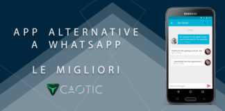 Alternative a WhatsApp