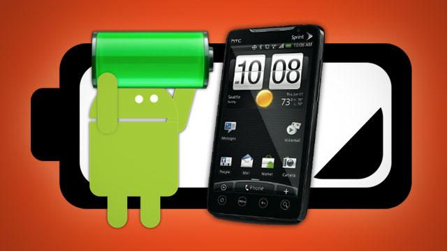 Calibrare la batteria Android