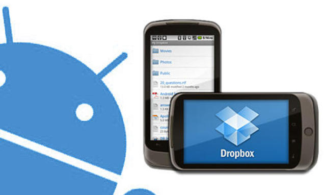 Come condividere file con Dropbox su Android