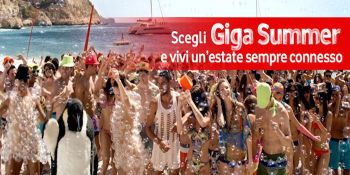 Giga-Summer-Vodafone