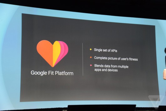 Google-Fit-Platform