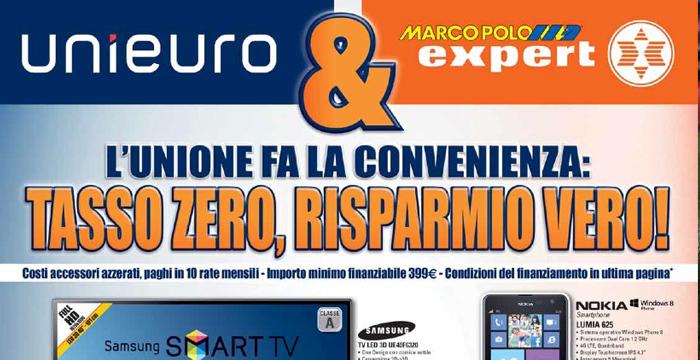 Expert Marcopolo Ed Unieuro Lg G3 Htc Desire 310 Ed Altre Offerte
