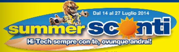 Euronics-Summer-Sconti