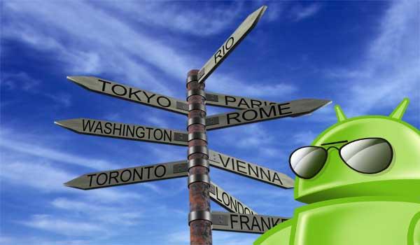 Migliori applicazioni Android per viaggiare