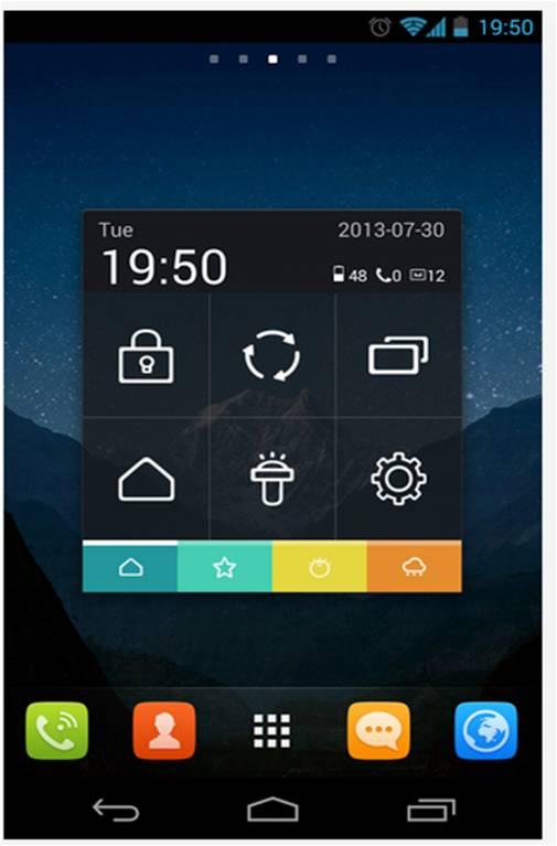 Toucher Pro Migliori utility Android