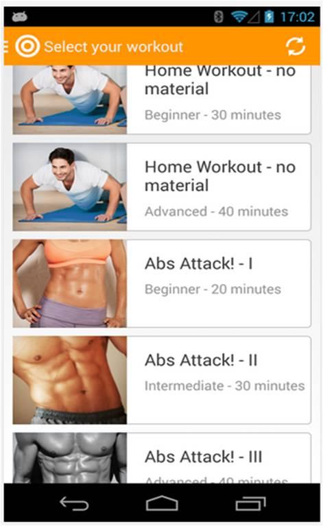 Virtuagym Fitness Home & Gym migliori applicazioni Android fitness