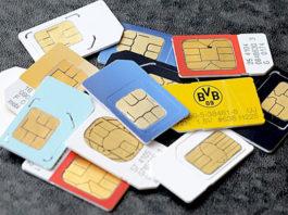 Importare i contatti SIM card Android