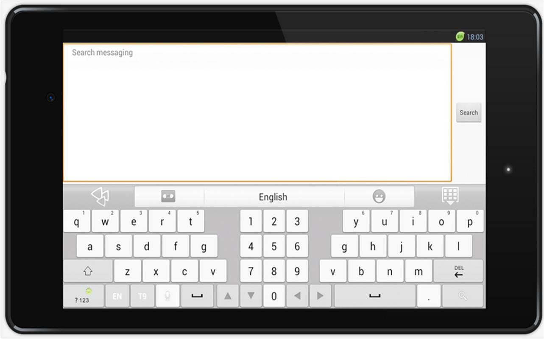 Go Keyboard app tastiera Android